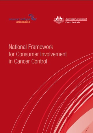 National Framework for Consumer Involvement in Cancer Control